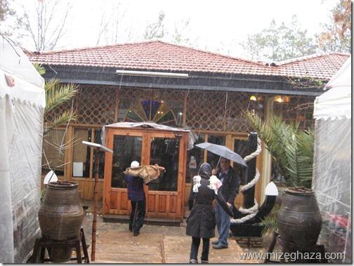 رستوران سنتی نخلستان شیراز